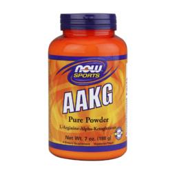 AAKG Pulver 100 % L-Arginin Alpha-Ketoglutarat von NOW Foods