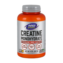 Creatine Monohydrate Powder 227g von NOW Foods