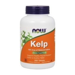 200 Kelp Tabletten von Now Foods