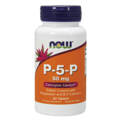 Now Foods P-5-P 50mg COMPLEX 60 TABS
