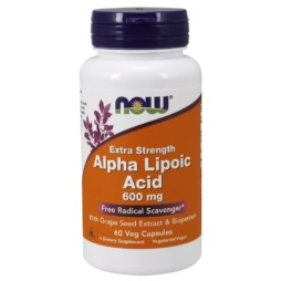 Alpha Lipoic acid 600mg von Now Foods