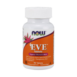 NOW Foods Eve Women's Multiple Vitamin - 90 Multivitamin Tabletten