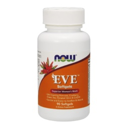 Eve Women's Multiple Vitamin Softgels