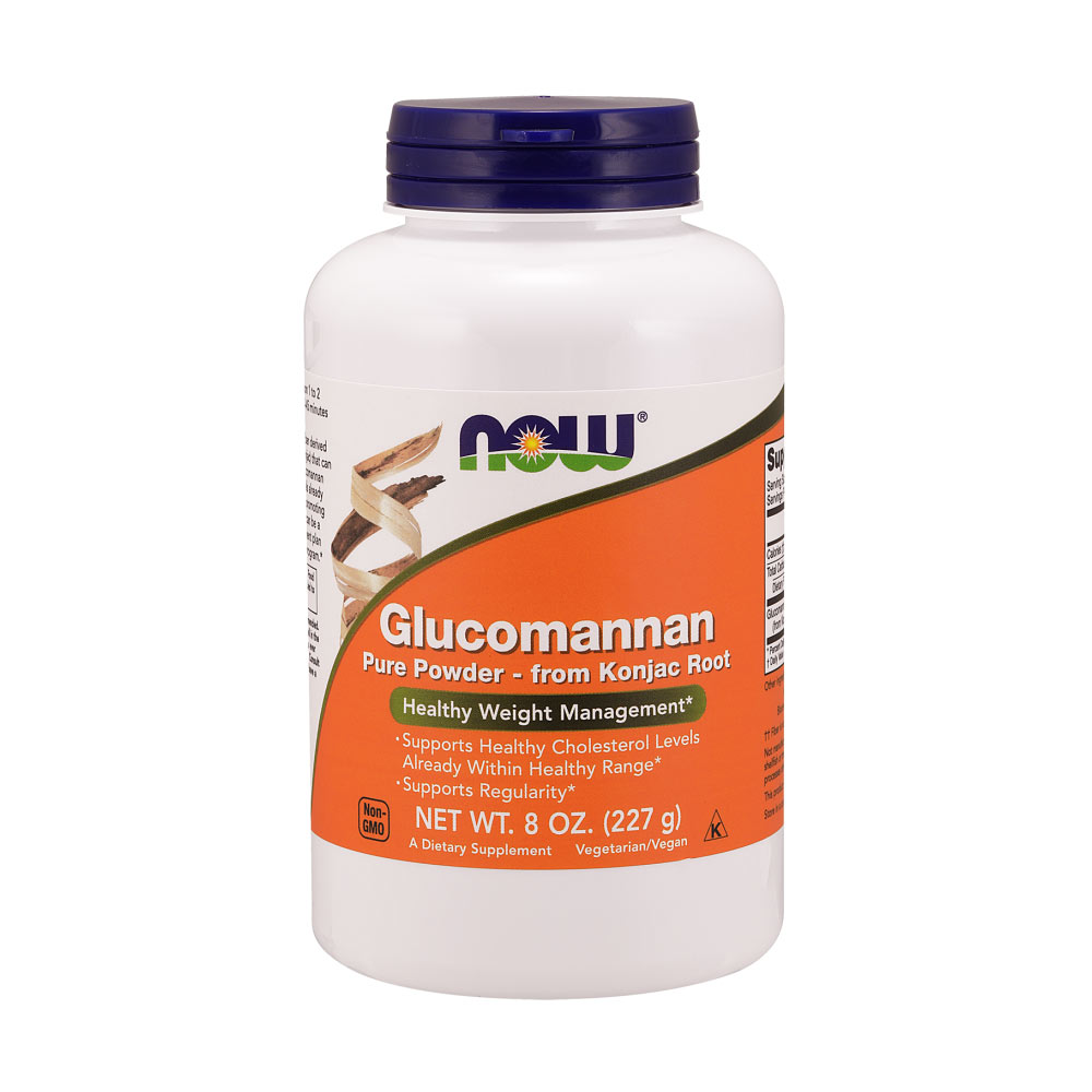 Glucomannan in stores