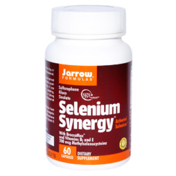 Selen Kapseln 200mcg Dosierung - Selenium Synergie von Jarrow Formulas