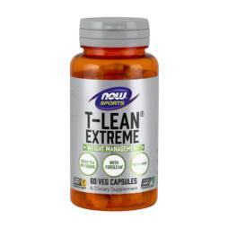 T-Lean Extreme 60 Kapseln vegetarisch von NOW Foods